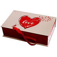 """Сувенир - книга"""" Love"""", 20 × 12.5× 5см, картон"""