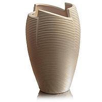 """Ваза настольная """"Веер"""",h-24 см, керамика"""