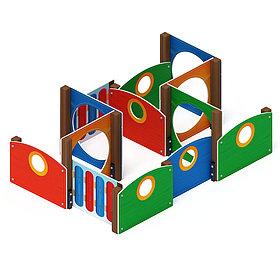 МФ 20.01.03 Лабиринт кубик