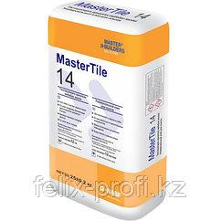 MasterTile 14 - универсальный клей, обладающий высокими фиксирующими свойствами. (USTA 130) серый 25 кг.
