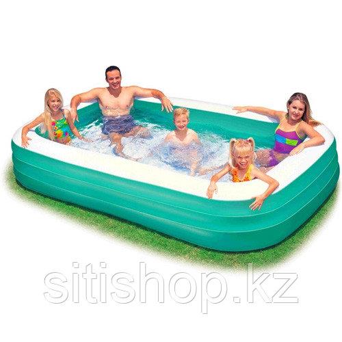 Надувной бассейн Intex 305х183х56см