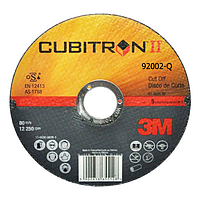3M Cubitron II Отрезной Круг, T41, 125 мм х 1 мм х 22 мм