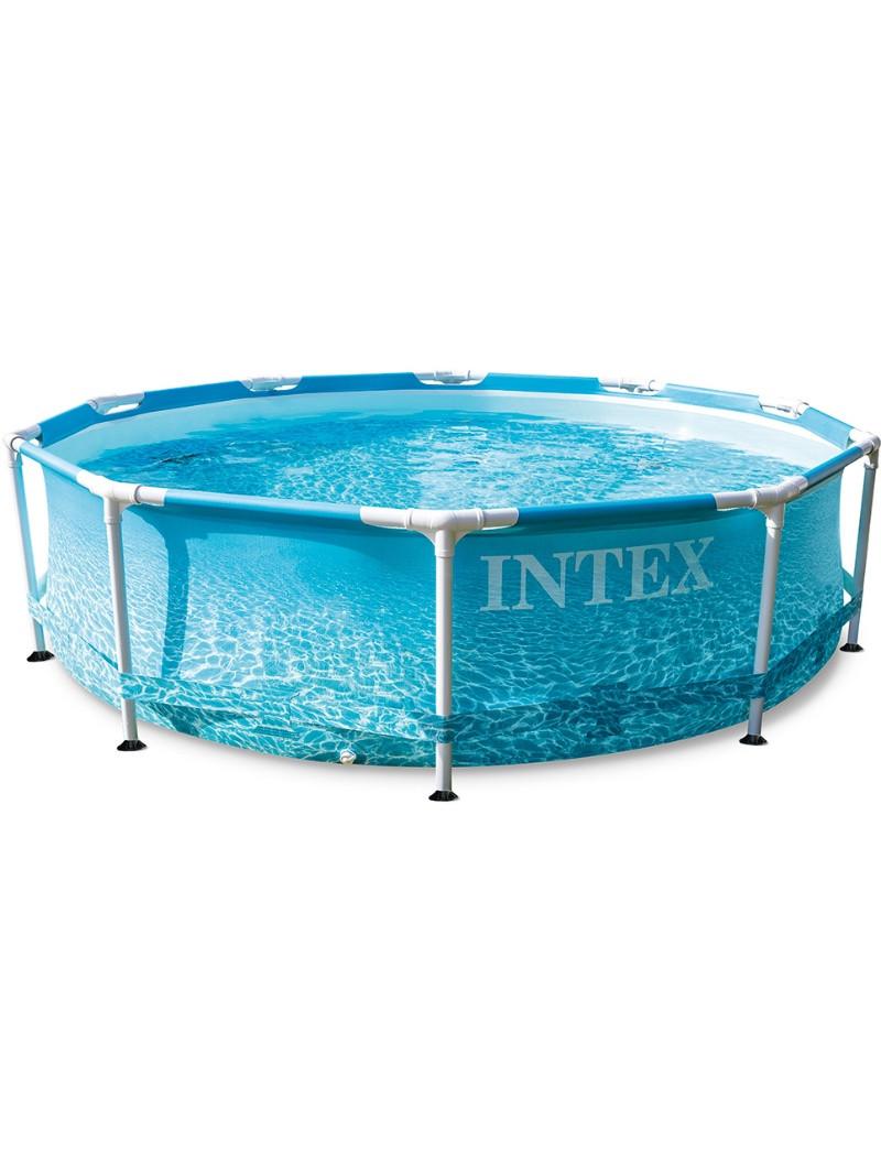Бассейн Intex Metal Frame 28206