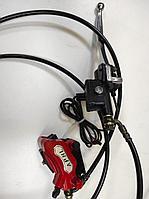 Комплект тормозной системы для переднего колеса Сити Коко