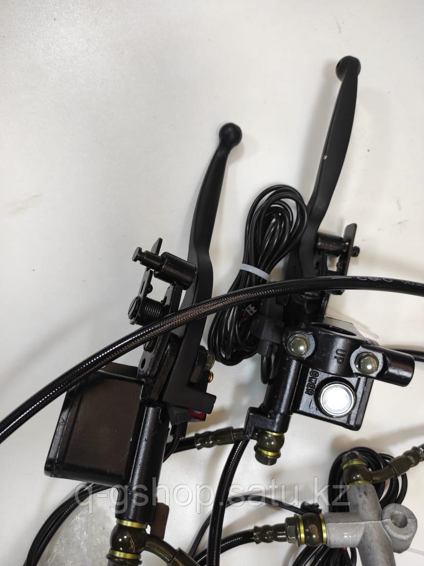 Комплект тормозной системы для трёхколёсного Сити Коко на задние колёса - фото 2