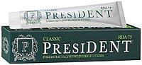 Зубная паста President Classic 75 мл