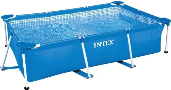 Бассейн Intex Rectangular Frame 28272NP