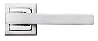 MORELLI PIQUADRO, ручка дверная MH-37 SC/CP-S, на квадратной накладке, цвет