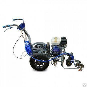 Аппарат для дорожной разметки GRACO LineLazer 3400