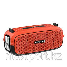 Boombox Портативная колонка Hopestar A20 красная(мощность 55watt)