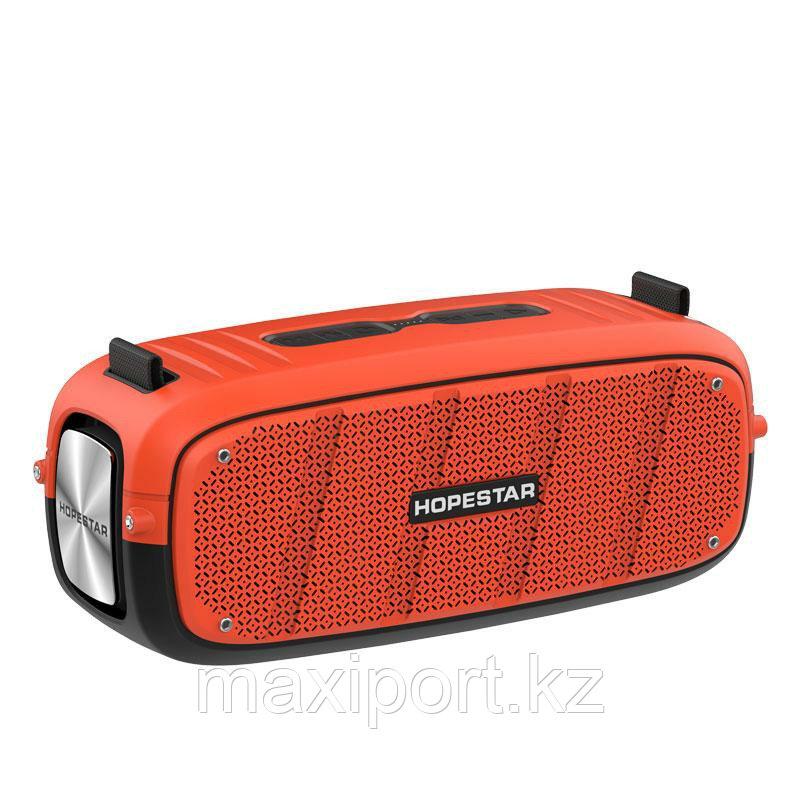 Boombox Портативная колонка Hopestar A20 красная(мощность 55watt) - фото 1