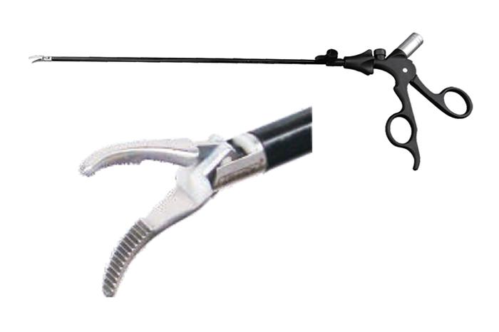 Биполярные щипцы диссекционные Ø5mm×330mm (для лапароскопии)