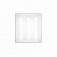 Офисный светодиодный светильник ЛУЧ-3х8 LED ДФА1 МИНИ ГРИЛЬЯТО 12 Вт. фотоакустический датчик, дежурный режим