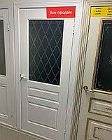 Межкомнатные двери Модель:К-3 белая эмаль