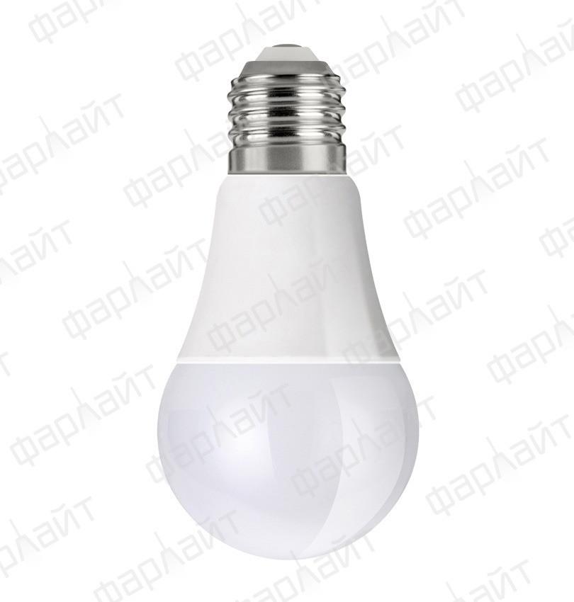 Лампа светодиодная груша А70 25Вт 6500К Е27 Фарлайт