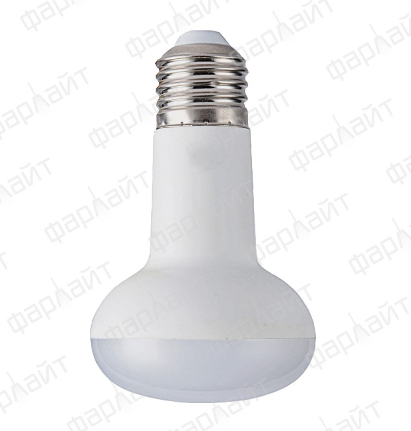 Лампа светодиодная рефлектор R63 9Вт 6500К Е27 Фарлайт