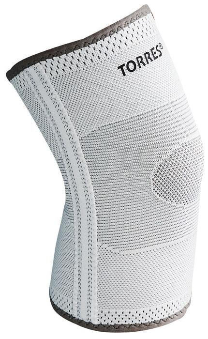 Суппорт колена с боковыми вставками Torres 11010