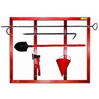 Пожарный щит (размер 1600*900*400) - комплект 2