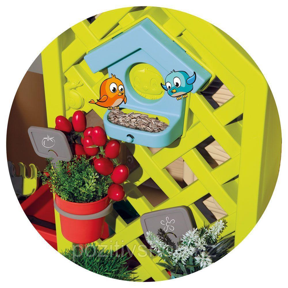 Детский игровой домик Smoby Садовый - фото 7
