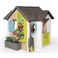 Детский игровой домик Smoby Садовый