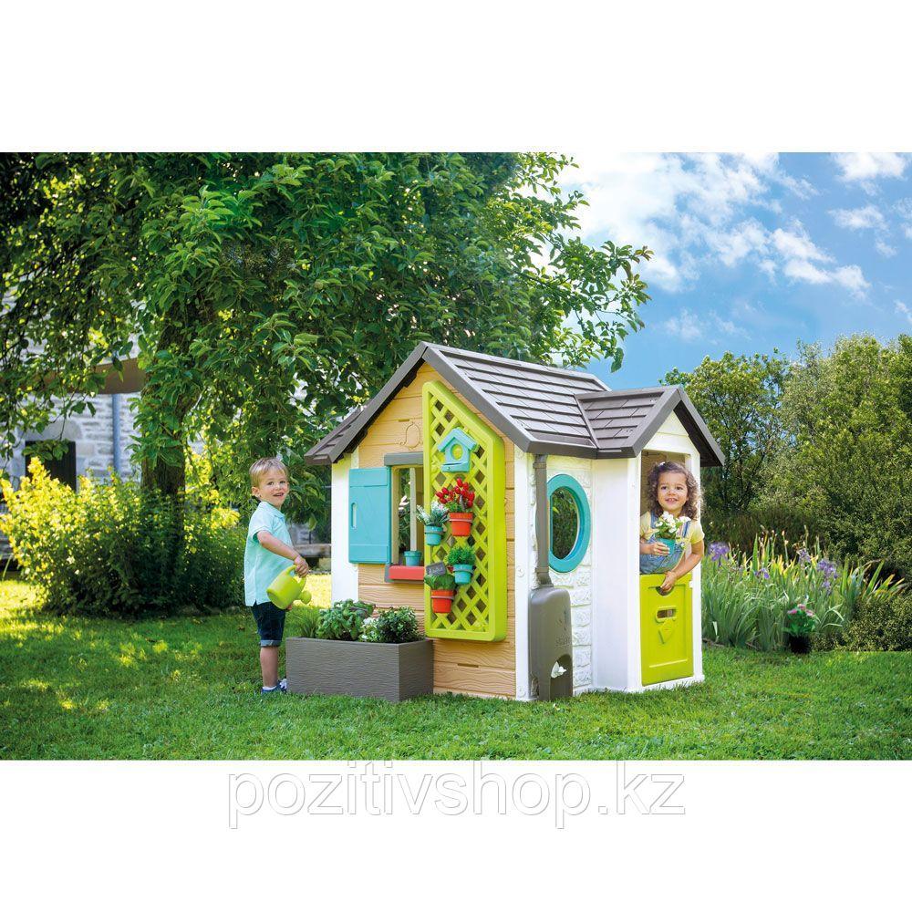 Детский игровой домик Smoby Садовый - фото 2