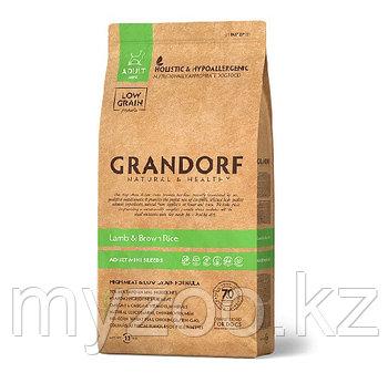 Grandorf Ягненок&Рис Adult Mini 1 кг
