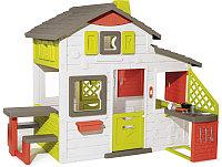 Детский домик Smoby для друзей с кухней