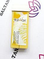 Воск для депиляции картриджный лимон 100 г Italwax