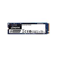 Kingston SSD 500 GB, SA2000M8/500G, M.2 NVMe PCIe 3.0x4, фото 1