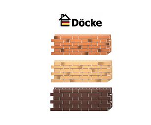 Фасадные панели FLEMISH ( Фламандский) Коллекция Döcke-R