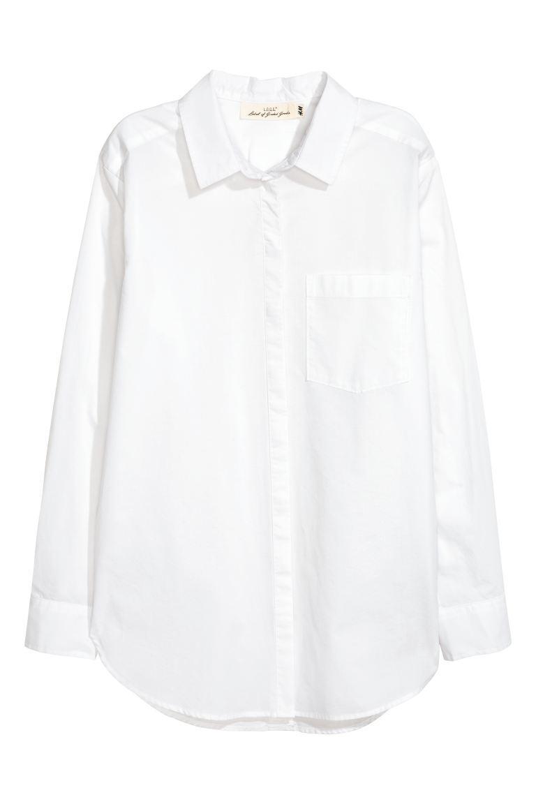 H&M  Женская рубашка-A4