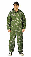 """Костюм """"МАСКХАЛАТ"""" куртка/брюки, цвет: кмф """"Граница зеленый"""", ткань: Сорочечная"""