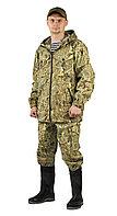 """Костюм """"ТУРИСТ 2"""" куртка/брюки цвет: кмф """"Камыш"""", ткань: Твил Пич"""