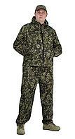 "Костюм ""МАСКХАЛАТ-ГРЕТА"" куртка/брюки, цвет: кмф ""Тетрис"", ткань: Грета"