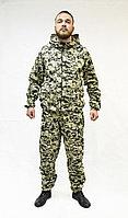 """Костюм """"МАСКХАЛАТ-Хлопок"""" куртка/брюки, ткань Бязь 100%Х/Б, кмф """"Цифра НАТО"""""""