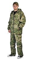 """Костюм """"ТУРИСТ 2"""" куртка/брюки цвет: кмф """"Атака"""", ткань: Твил Пич"""