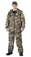 "Костюм ""ТУРИСТ 2"" куртка/брюки цвет: кмф ""Питон коричневый"", ткань: Твил Пич"