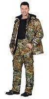 "Костюм ""ФОРЕСТ"": зимний куртка дл., брюки КМФ ""Тёмный Лес"""