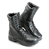 """Ботинки ЭСО с высокими берцами """"Витязь"""", Резина, мод. В03К"""