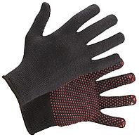 Перчатки трикотажные с точечным ПВХ покрытием ULT610 (кор144 пары/ уп 12 пар)