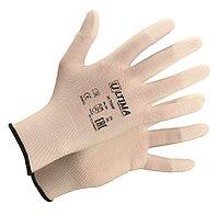 Перчатки нейлоновые с полиуретановым покрытием кончиков пальцев ULT620F (кор240пар/уп12 пар)