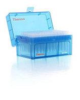 Наконечники 300 мкл стерильные, в штативе с фильтром 96 шт/уп,Thermo Scientific (Кат. № 2070-HR)
