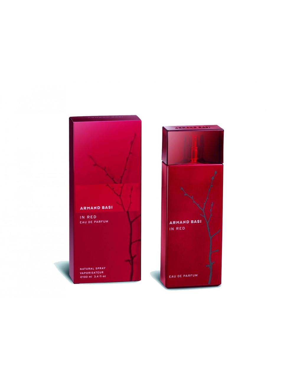 Armand Basi in Red (30ml) W Edp - фото 2