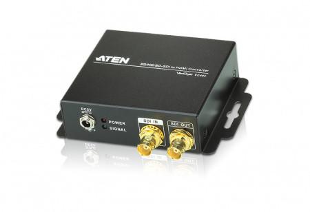 ATEN VC480 – Конвертер интерфейса 3G/SDI-HDMI с поддержкой звука