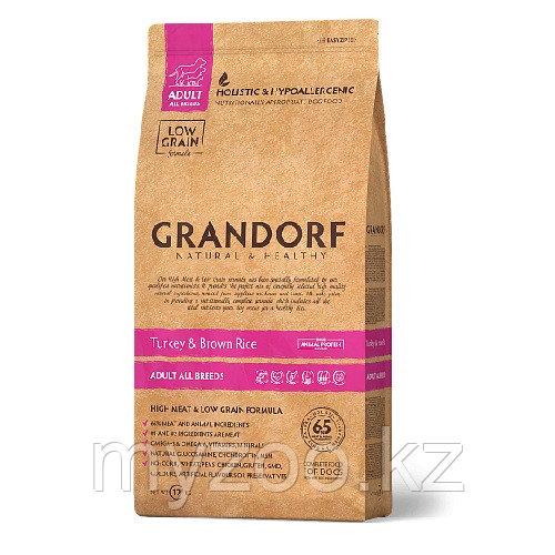 Grandorf Индейка&рис Adult All Breads, 3 кг