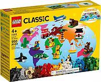 Lego 11015 Классика Вокруг света