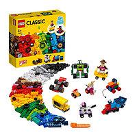 LEGO Кубики и колёса Classic