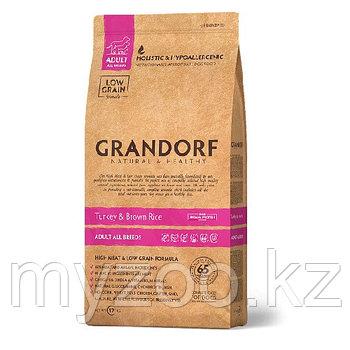 Grandorf Индейка&рис Adult All Breads, 12 кг