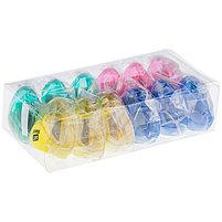 Точилка пластиковая ArtSpace, 1 отверстие, контейнер, ассорти, пакет, фото 2