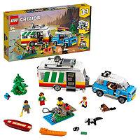 LEGO Creator 31108 Конструктор ЛЕГО Криэйтор Отпуск в доме на колесах